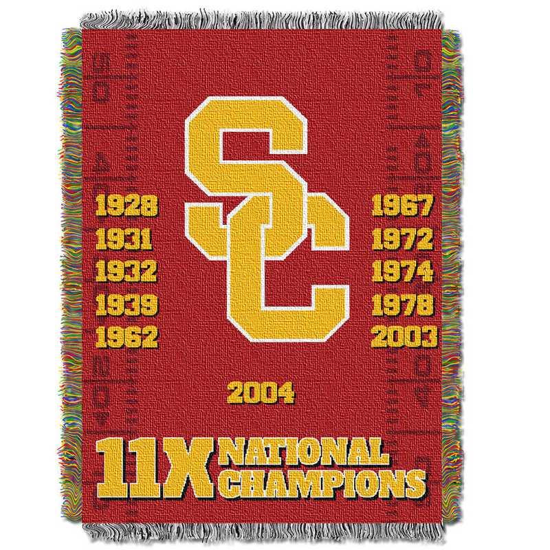 1COL051069068RET:  48x60 Tapestry Commemorative USC