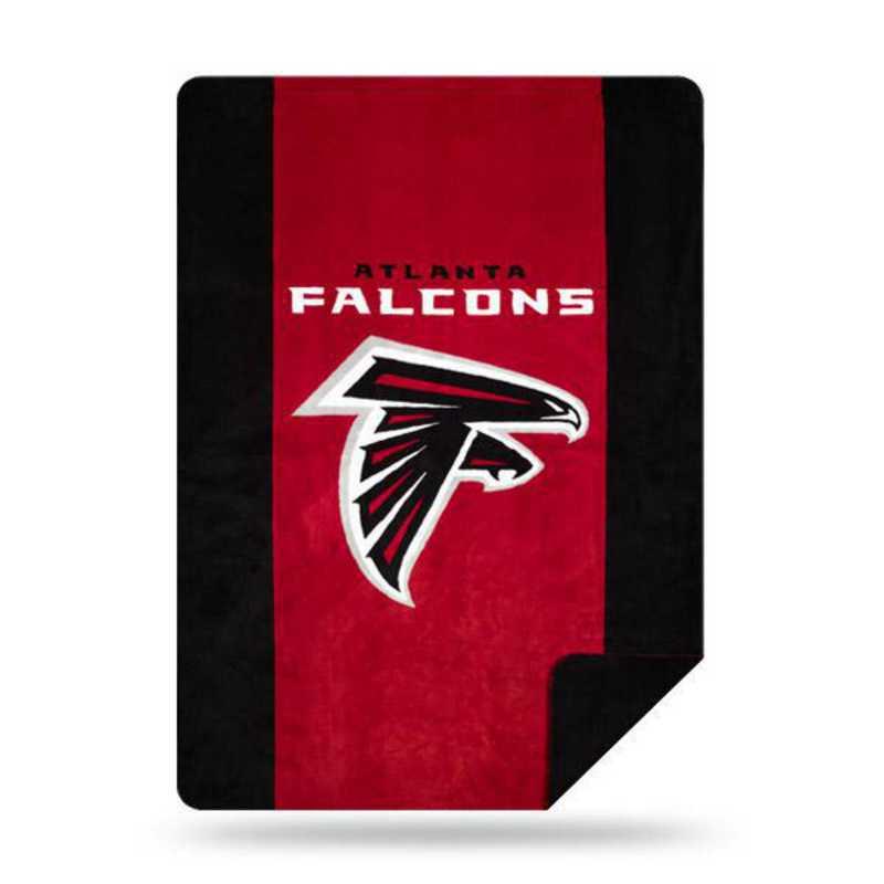 1NFL361000012RET: NFL 361 Falcons Sliver Knit Throw