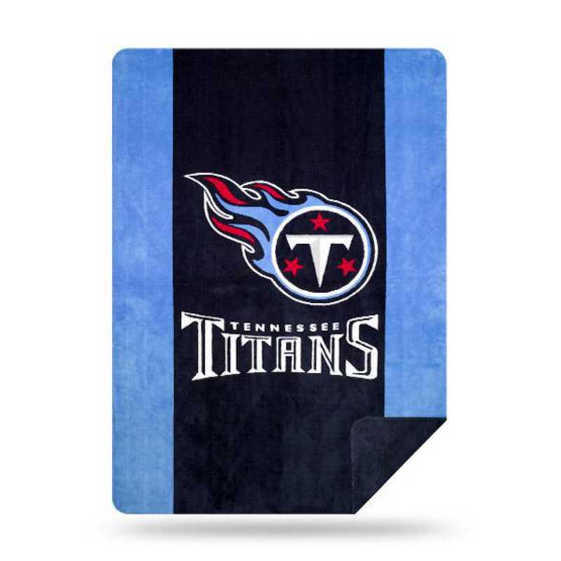 1NFL361000016RET: NFL 361 Titans Sliver Knit Throw