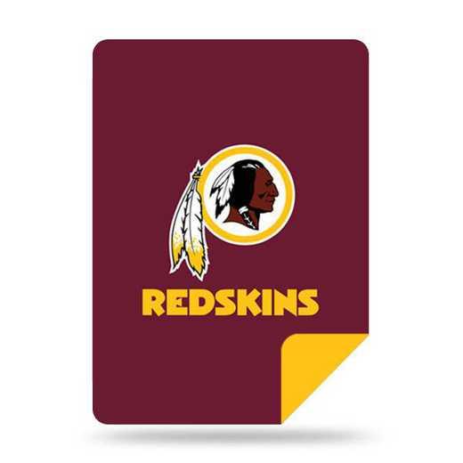 1NFL361000020RET: NFL 361 Redskins Sliver Knit Throw