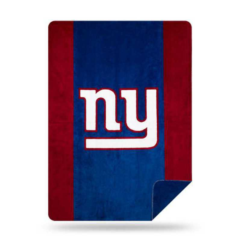 1NFL361000081RET: NFL 361 NY Giants Sliver Knit Throw
