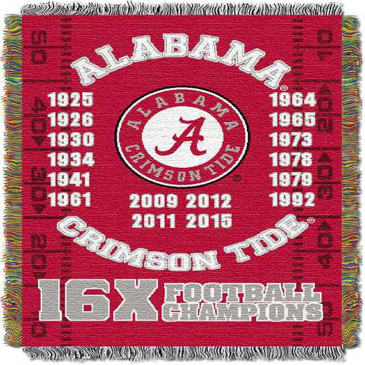 1COL051069018RET:  48x60 Tapestry Commemorative-ALAMBA