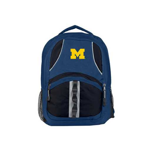 C11COLC02412021RTL: NCAA Michigan Captain Backpack