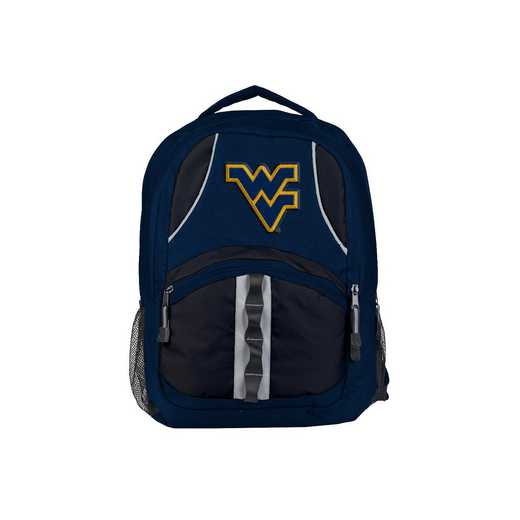 C11COLC02412038RTL: NCAA West Virginia Captain Backpack