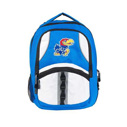 C11COLC02431008RTL: NCAA Kansas Captain Backpack