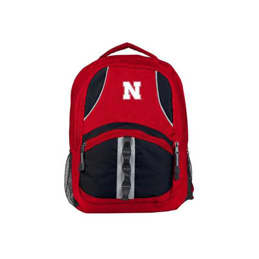 C11COLC02603006RTL: NCAA Nebraska Captain Backpack