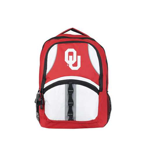C11COLC02603012RTL: NCAA Oklahoma Captain Backpack