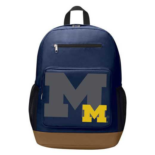 C11COL9C3410021RTL:  Michigan PlayMaker Backpack