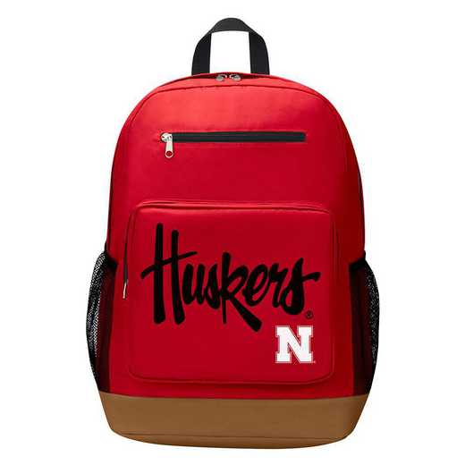 C11COL9C3600006RTL:  Nebraska PlayMaker Backpack