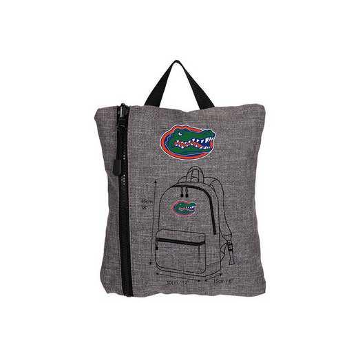 C11COLSC8020016RTL:  Florida Tandem Backpack Heathered Grey