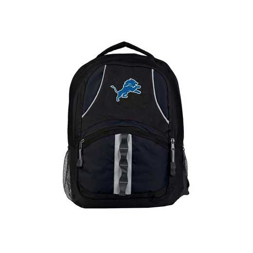 C11NFLC02002082RTL: NFL Lions Captain Backpack