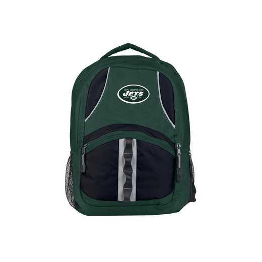 C11NFLC02362015RTL: NFL Jets Captain Backpack
