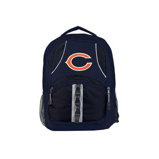 C11NFLC02412001RTL: NFL Bears Captain Backpack