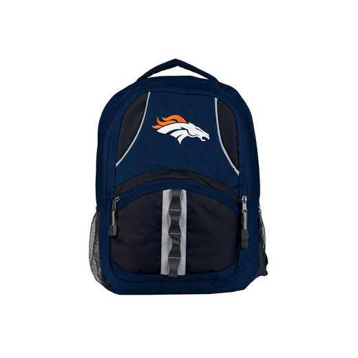 C11NFLC02412004RTL: NFL Broncos Captain Backpack