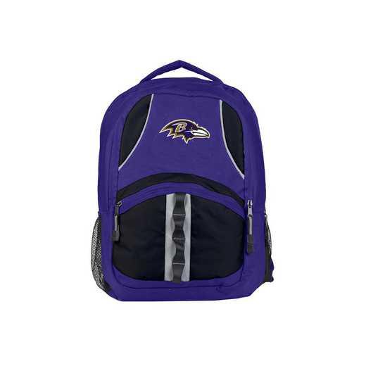 C11NFLC02511077RTL: NFL Ravens Captain Backpack
