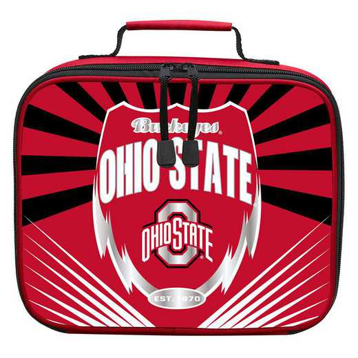 C11COLAC9600007RTL: COL AC9 Ohio State Lightning Lunch Kit
