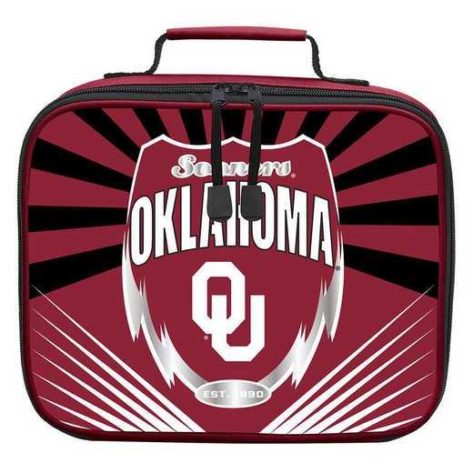 C11COLAC9600012RTL: COL AC9 Oklahoma Lightning Lunch Kit