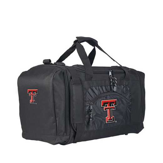 C11COLC68002035RTL: COL C68 Texas Tech Duffel Roadblock