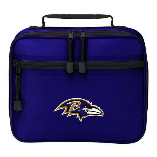 C11NFL9C1510077RTL: NFL 9C1 Ravens Cooltime Lunch Kit