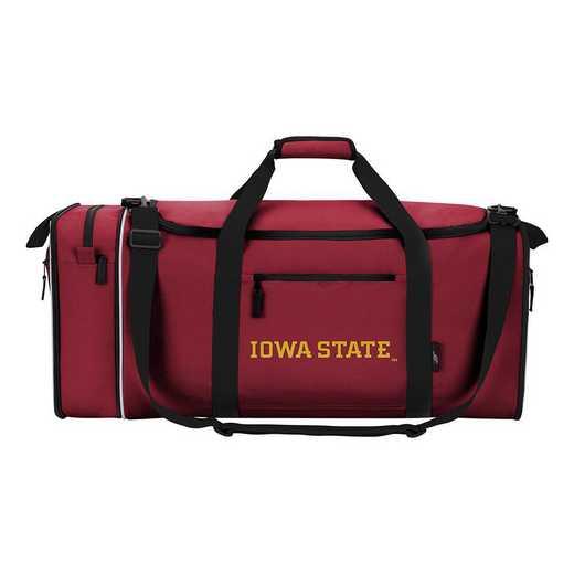 C11COLC72600028RTL: COL C72 Iowa State Duffel