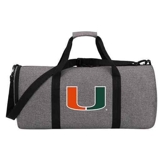C11COLDC6020011RTL: COL DC6 Miami Wingman Duffel Heathered Gray