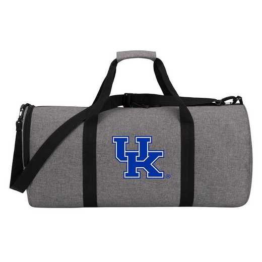 C11COLDC6020020RTL: COL DC6 Kentucky Wingman Duffel Heathered Gray