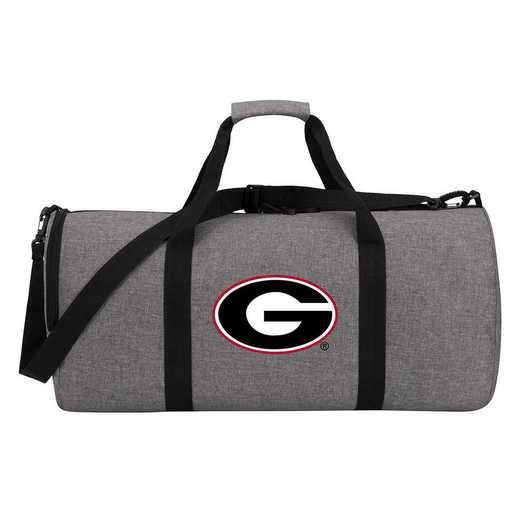 C11COLDC6020029RTL: COL DC6 Georgia Wingman Duffel Heathered Gray