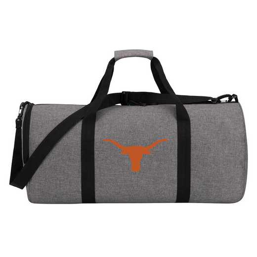 C11COLDC6020036RTL: COL DC6 Texas Wingman Duffel Heathered Gray