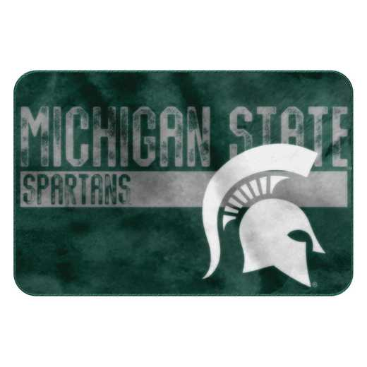 1COL327000031RET: COL 327 Michigan State WornOut Foam Mat
