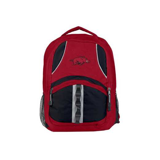 C11COLC02603014RTL: NCAA Arkansas Captain Backpack