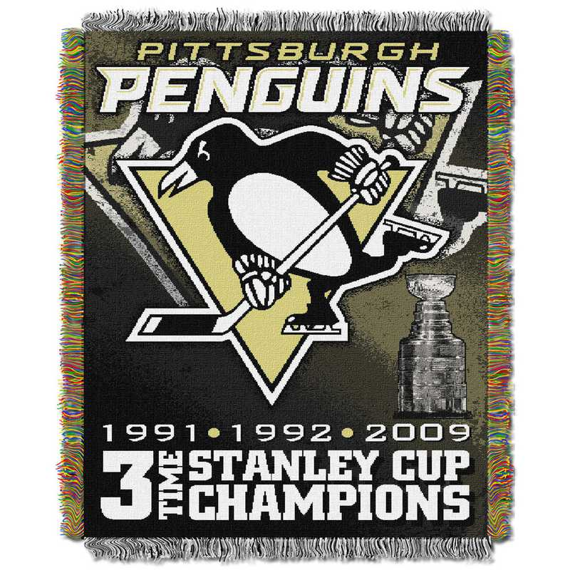 1NHL051400018RET: NW NHL COMM SERIES, PENGUINS