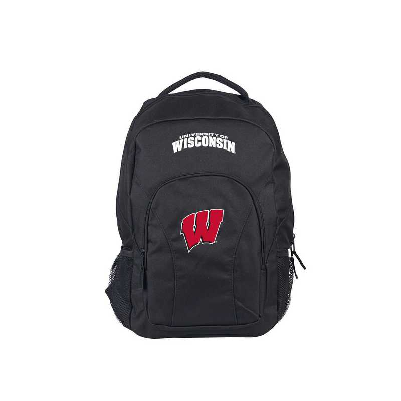 C11COLC10002003RTL: NCAA Wisconsin Backpack Draftday