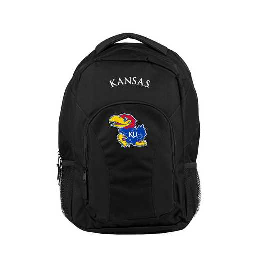 C11COLC10002008RTL: NCAA Kansas Backpack Draftday