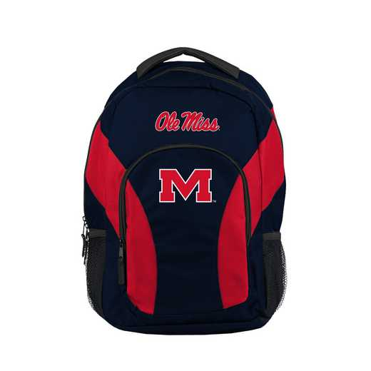 C11COLC10416054RTL: NCAA Mississippi Backpack Draftday