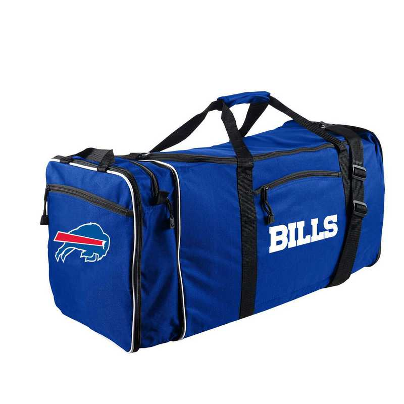 C11NFLC72410003RTL:  Bills Steal Duffel