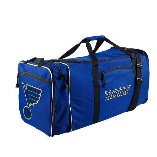 C11NHLC72410021RTL:  Blues Steal Duffel