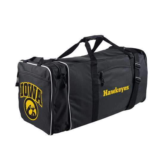 C11COLC72001002RTL: NCAA Iowa Steal Duffel