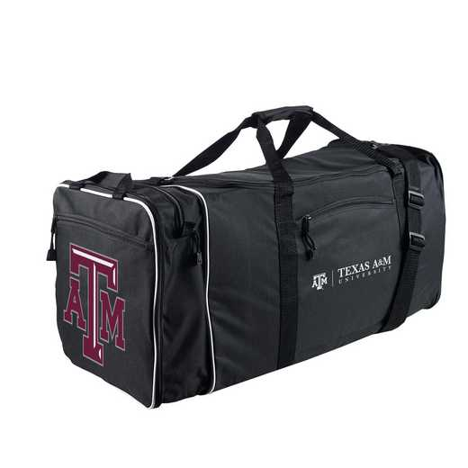 C11COLC72001034RTL: NCAA Texas A&M  Steal Duffel