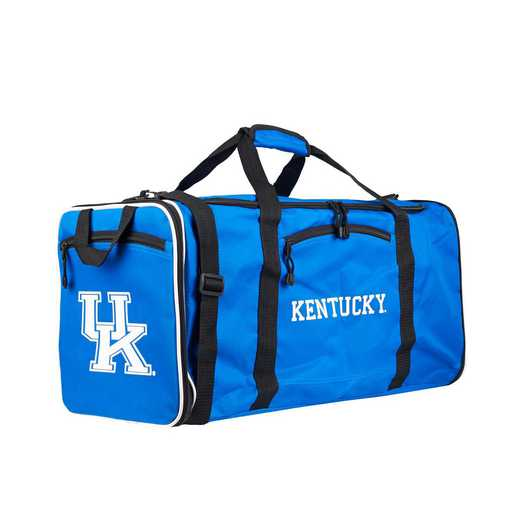 C11COLC72410020RTL: NCAA Kentucky Steal Duffel