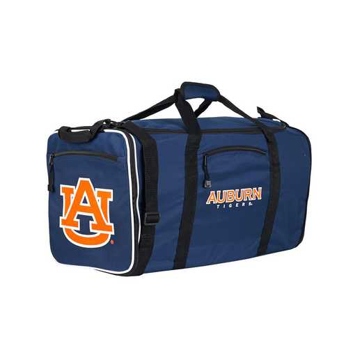 C11COLC72410022RTL: NCAA Auburn Steal Duffel
