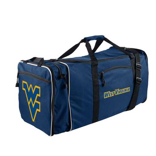 C11COLC72410038RTL: NCAA West Virginia Steal Duffel