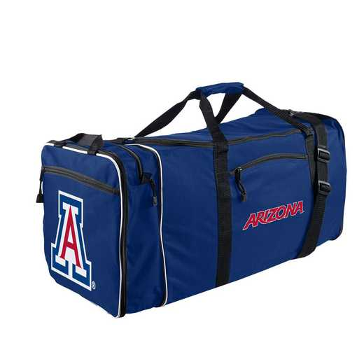 C11COLC72410051RTL: NCAA Arizona Steal Duffel