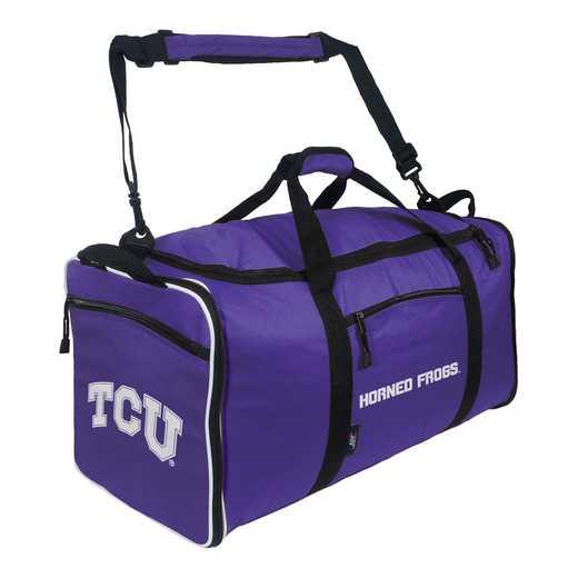 C11COLC72510089RTL: NCAA TCU Steal Duffel