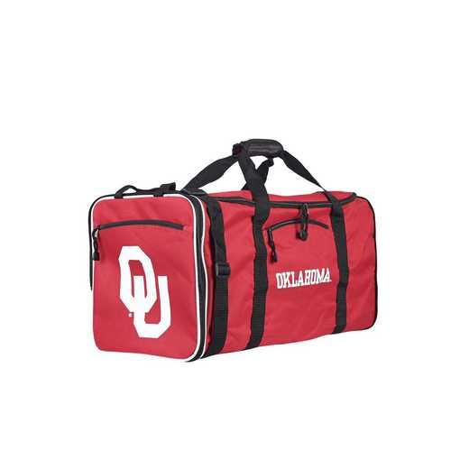 C11COLC72600012RTL: NCAA Oklahoma Steal Duffel