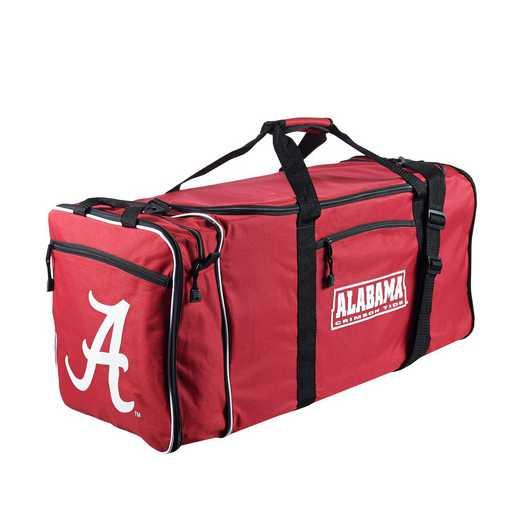 C11COLC72600018RTL: NCAA Alabama Steal Duffel