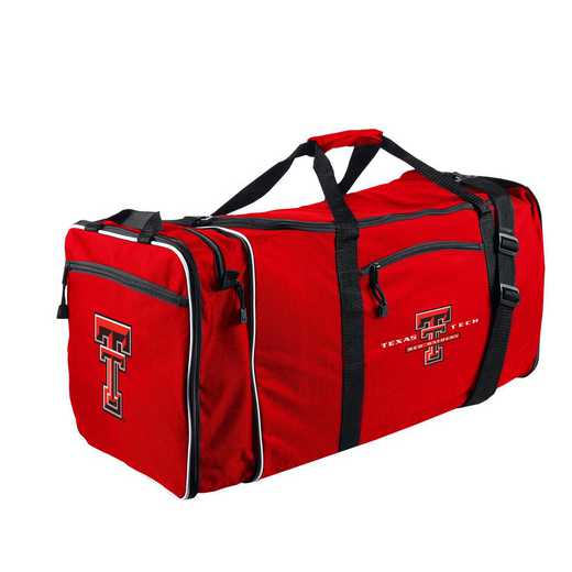 C11COLC72600035RTL: NCAA Texas Tech Steal Duffel