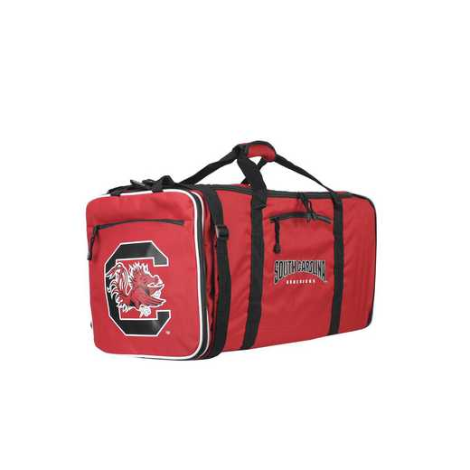 C11COLC72600042RTL: NCAA South Carolina Steal Duffel