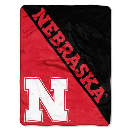 1COL059030006RET: COL 059 Nebraska Halftone Micro Throw