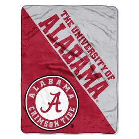 1COL059030018RET: COL 059 Alabama Halftone Micro Throw