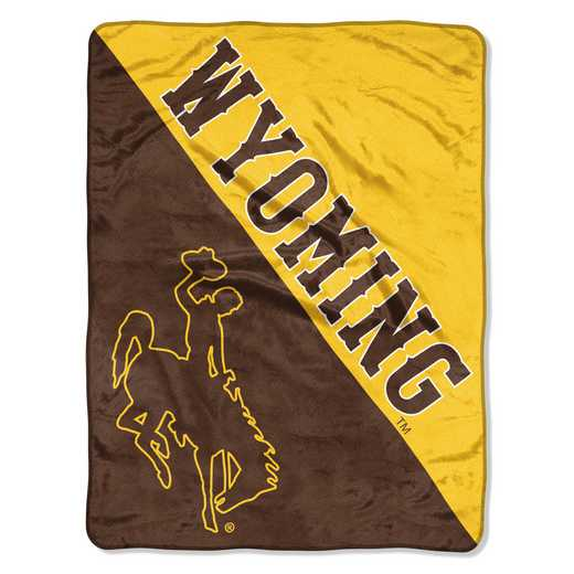 1COL059030066RET: COL 059 Wyoming Halftone Micro Throw